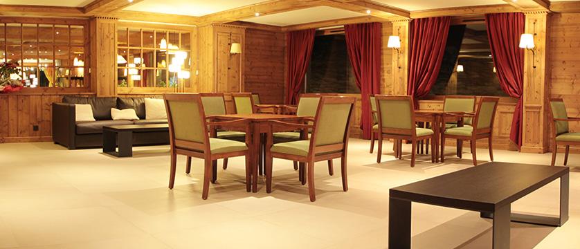 Hotel Les Champs Fleuris - Lounge area